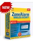 ZoneAlarm Wireless Security الجديد